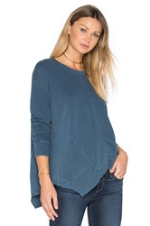 Wilt Paneled Sweatshirt Blue