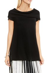 Vince Camuto Women's Knit Pullover Rich Black