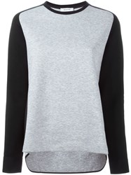 Tim Coppens Raglan Sleeve Sweatshirt Grey