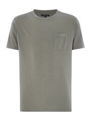 Label Lab Thorpe Vintage T Shirt Stone