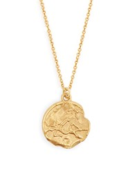 Alighieri Virgo 24Kt Gold Plated Necklace