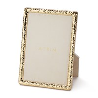 Aerin Tulln Photo Frame Gold 5X7