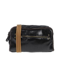 Corsia Handbags Dark Brown