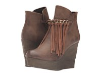 Sbicca Roma Tan Women's Zip Boots