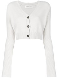 Lamberto Losani Button Up Cardigan Nude And Neutrals