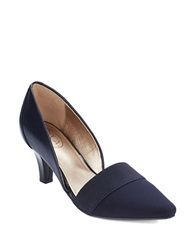 Circa Joan And David Dores Dorsay Pumps Navy