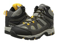 Hi Tec Altitude Lite I Shield Waterproof Charcoal Warm Grey Gold Men's Boots Gray