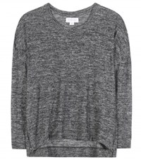 Velvet Stace Sweater Grey
