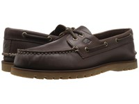 Sperry A O Mini Lug Brown Men's Lace Up Casual Shoes