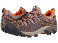 Keen Targhee Ii Bungie Cord Burnt Orange Men's Waterproof Boots Brown