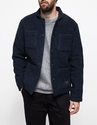 Patrik Ervell Officer's Jacket Navy