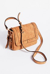 Free People Womens Mila Vegan Crossbody