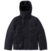 C.P. Company 3 Pocket Lined Goggle Jacket Black