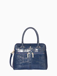Modalu Pippa Mini Grab Bag Denim