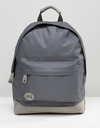 Mi Pac Classic Backpack Grey Grey