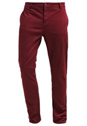 Your Turn Chinos Bordeaux