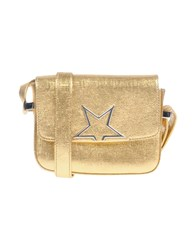 Golden Goose Deluxe Brand Handbags Gold