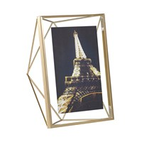 Umbra Prisma Photo Display Matt Brass 5X7
