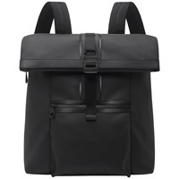 Mulberry Fleet Canvas Backpack Charcoal