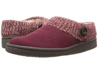 Tundra Boots Judy Berry Women's Shoes Burgundy