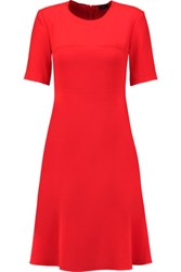 Joseph Baby Crepe Dress Crimson