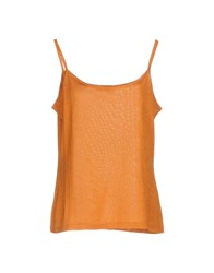 Severi Darling Tops Rust
