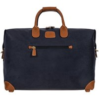 Bric's Life Clipper Small Holdall Blue
