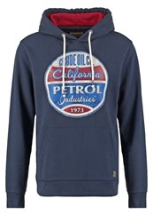 Petrol Industries Sweatshirt Deep Navy Dark Blue