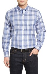 Tailorbyrd Men's Inkwood Check Sport Shirt