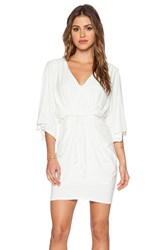 De Lacy Sienna Dress White