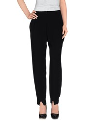 Pedro Del Hierro Trousers Casual Trousers Women Black