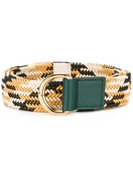 Sofie D'hoore Valor Belt Yellow Orange