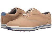 Footjoy Contour Casual All Over Tan Men's Golf Shoes Brown