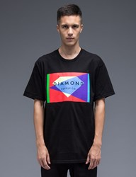 Diamond Supply Co. Geometric S S T Shirt