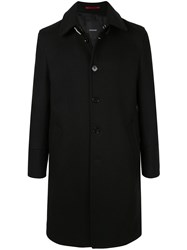 Loveless Buckled Collar Single Breasted Coat 60