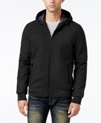 American Rag Men's Quill Bomber Jacket Only At Macy's Deep Black