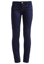 Sublevel Slim Fit Jeans Dark Blue Denim