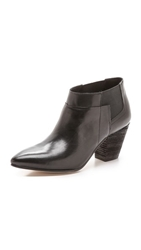 Belle By Sigerson Morrison Yulene Ankle Booties Black