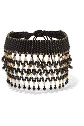 Erickson Beamon Party Mix Gold Tone Black