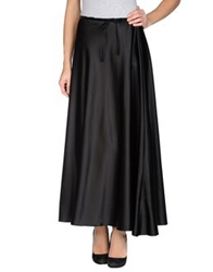 Adele Fado Long Skirts Black