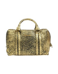 Just Cavalli Handbags Copper