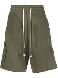 Mostly Heard Rarely Seen Cut Me Up Knit Shorts 60