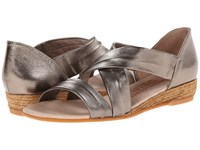 Eric Michael Netty Metallic Sandals