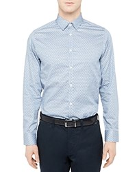 Ted Baker Lolfest Diamond Print Classic Fit Button Down Shirt