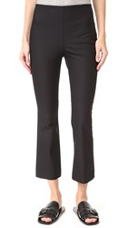 Theory Ernestina B Flare Pants Black
