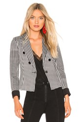 Bailey 44 Checkered Past Jacket Black