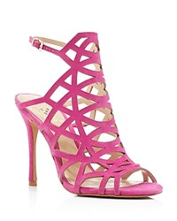 Vince Camuto Kristina Caged High Heel Sandals Pink