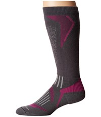 Fox River Bromley Lw Charcoal Crew Cut Socks Shoes Gray