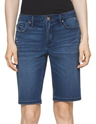 Calvin Klein Rae Denim City Shorts