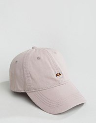 Ellesse Dad Cap With Small Embroidered Logo Stone